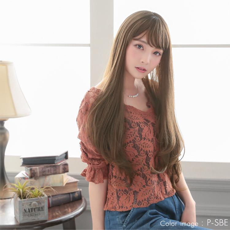 ヴィーナス憧れの上品ロング イメージ画像