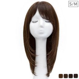 AQUADOLLの医療用ウィッグ『ヴィーナス 大人の小顔ヘルシーショート人毛MIXウィッグ』